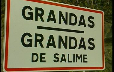 Fallece un hombre en el Alto del Acebo (Grandas de Salime) en accidente laboral