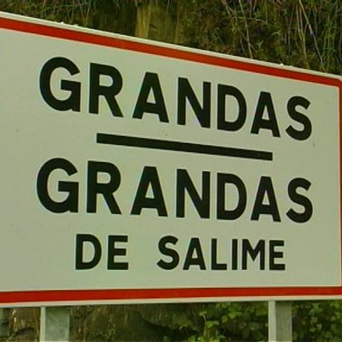 Valoraciones sobre la futura actuación en la carretera AS-12 Navia-Puerto del Acebo