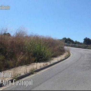 El PP de Castropol reclama al equipo de gobierno el desbroce de viales públicos