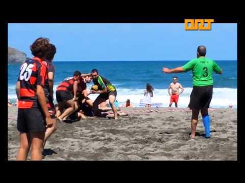 """El sábado se celebra el I Torneo de Rugby """"Villa de Navia"""