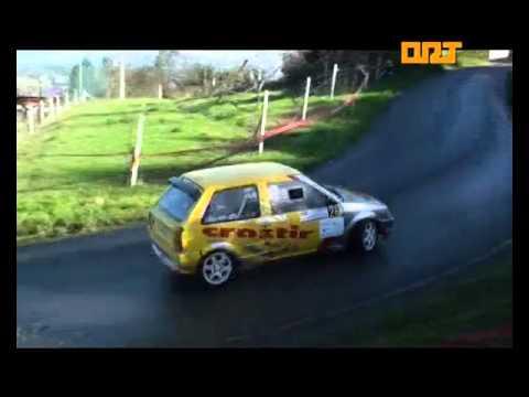 Gran éxito de participación y público el VI Rallysprint Villa de Luarca.