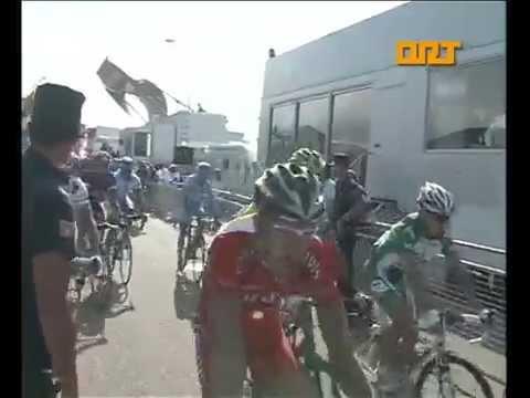 La Vuelta Ciclista a España recorre mañana la Mariña Lucense