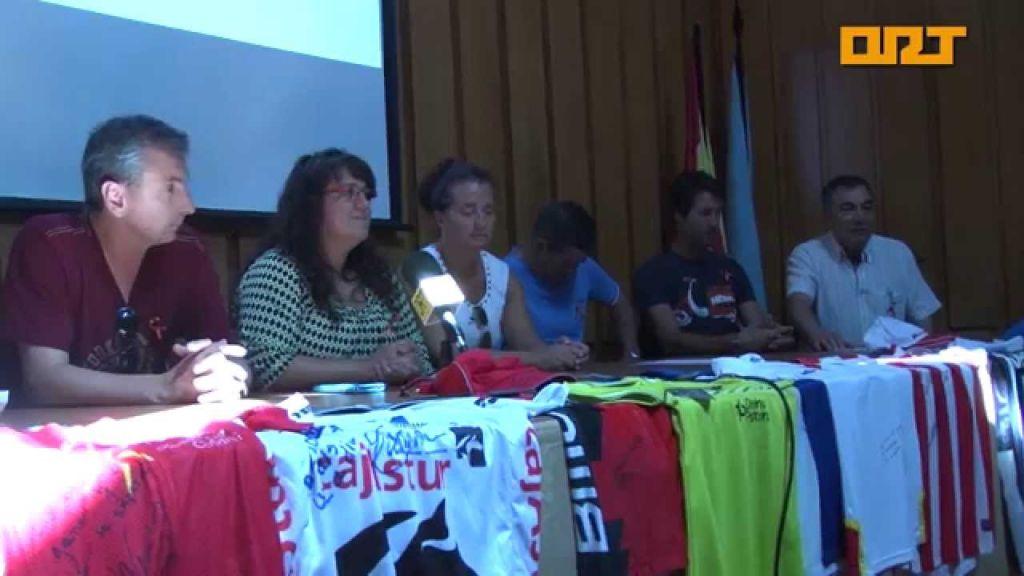 """Presentación del VI Cross Paseo Solidario """"Villa de Figueras"""""""