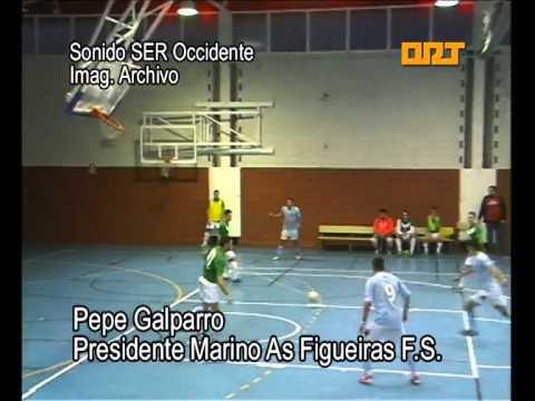 Satisfacción en el Marino As Figueiras FS por el ascenso a Preferente