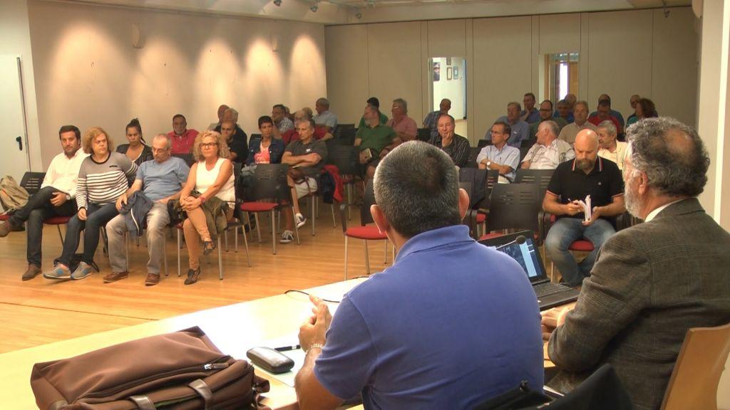 Satisfactoria la reunión sobre La Poza de Navia
