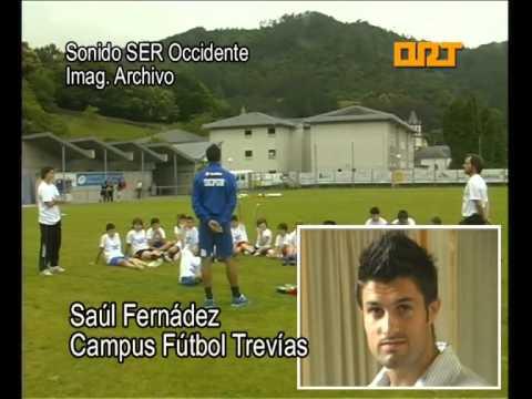 """Trevías acoge el VII Campus """"Saúl Fernández"""""""