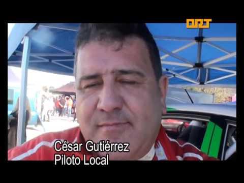 Triunfo de Alberto Ordóñez en el Rallysprint Villa de Luarca