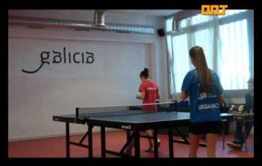 Tercera victoria liguera del Luarca TM Femenino