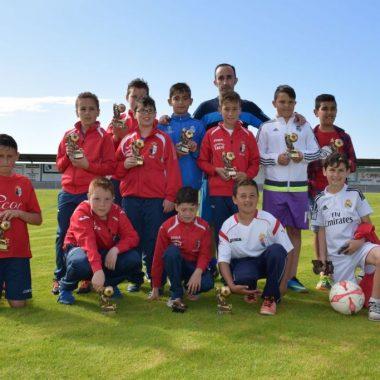 III Torneo de Fútbol Infantil de La Caridad