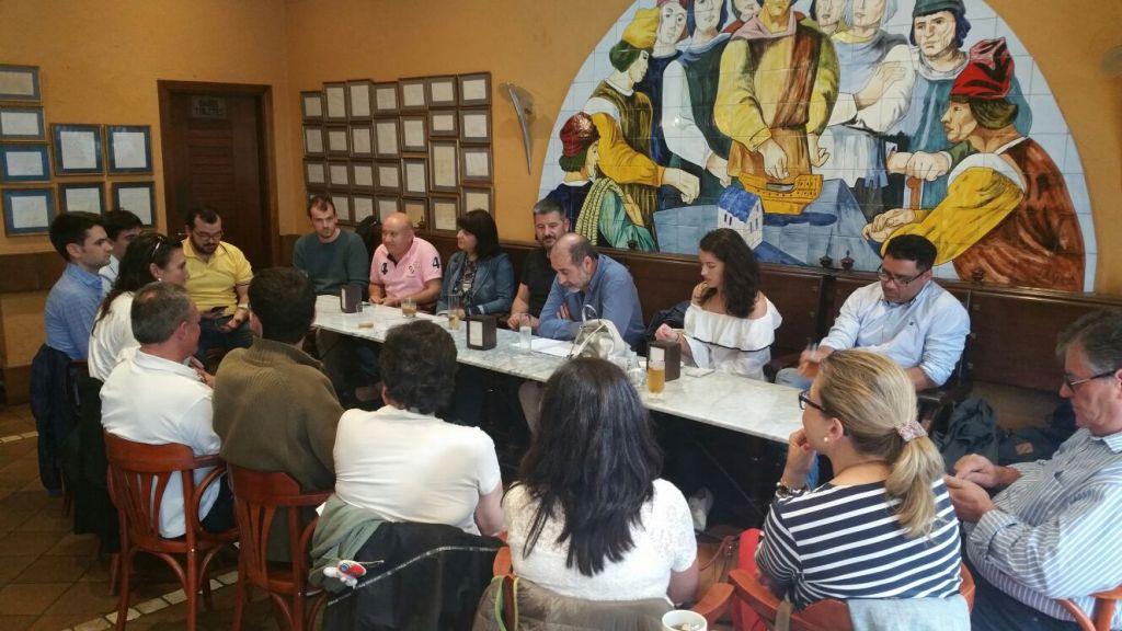 Los Jóvenes de Ciudadanos organizan un Café sobre Emprendimiento en Luarca