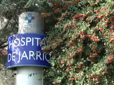 """Caravana de vehículos """"Todos Somos Jarrio"""" reivindicando mejoras para el Hospital Comarcal"""