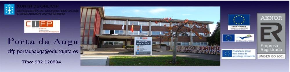 El Porta da Auga, único centro de Galicia que oferta un ciclo dual de Electromecánica de Maquinaria