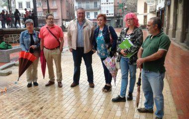 """IU pide a la FSA que """"tome medidas"""" contra el alcalde de Valdés si mantiene las competencias a G. Cuervo"""