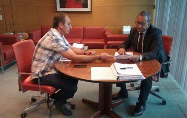 A licitación, las obras de la estación de agua potable de Grandas de Salime, con un presupuesto de 205.000 euros