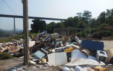 Valdés cede terrenos a Cogersa para la construcción del nuevo punto limpio en Barcia-Almuña