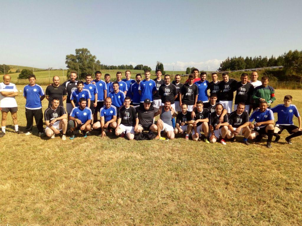 La UD Tres Oscos más lider del Torneo La Amistad tras vencer al Eilao (3-0)