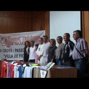 Presentación del VIII Cross/Paseo Solidario Villa de Figueras