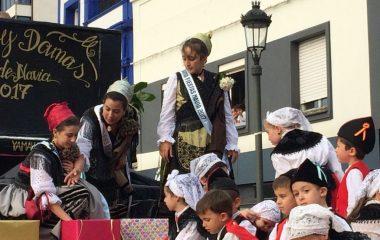 Fiestas de Nuestra Señora de la Barca y San Roque en Navia