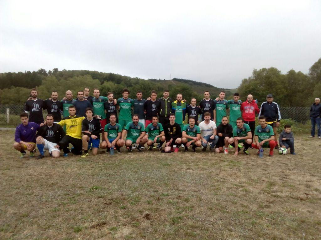 UD Los Tres Oscos, Boal CFV y la Juventus de Barres, candidatos al título del Torneo de la Amistad