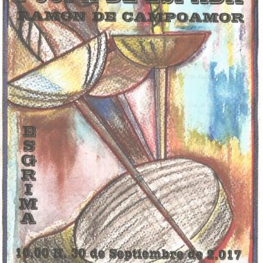 I Copa Ramón de Campoamor de Esgrima en Navia