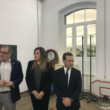 Educación invierte más de 200.000 € en la mejora de la Escuela de Otur (Valdés)