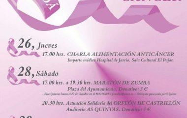 Siguen las actividades a beneficio de la lucha contra el cáncer en El Franco