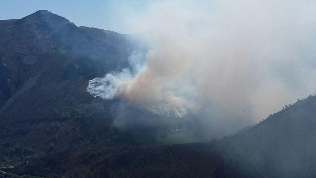El PP presenta una Proposición no de Ley tras los últimos incendios forestales