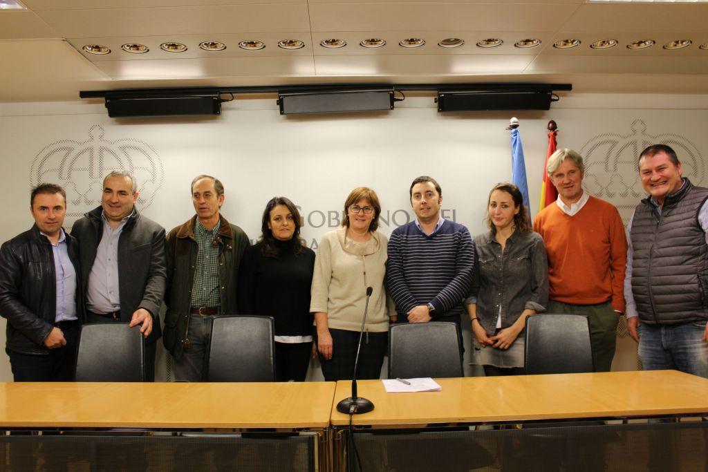 El alcalde de Santa Eulalia, satisfecho con el ARRU aprobado para la Arrieira