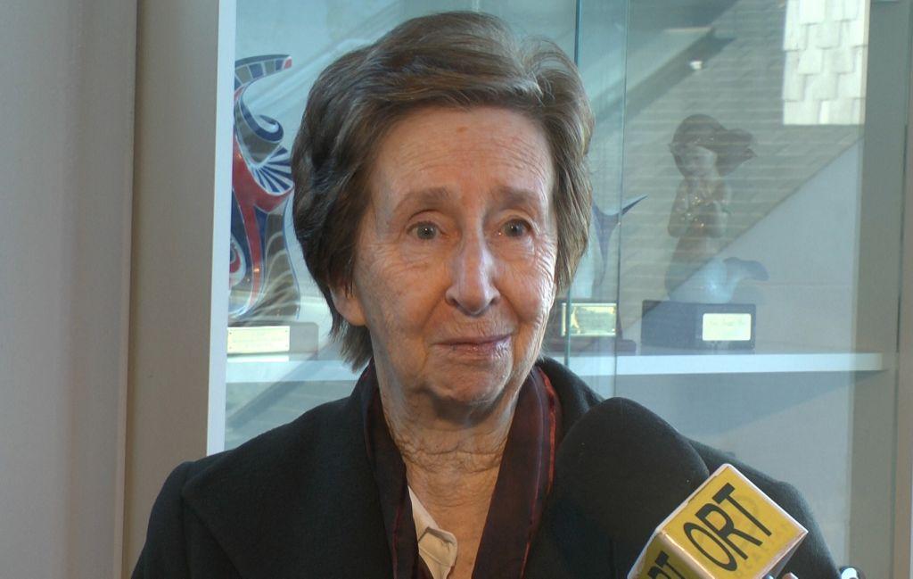 La presentación de la estatua- homenaje a Margarita Salas clausurará la XVIII Semana de la Ciencia de Luarca (Valdés)