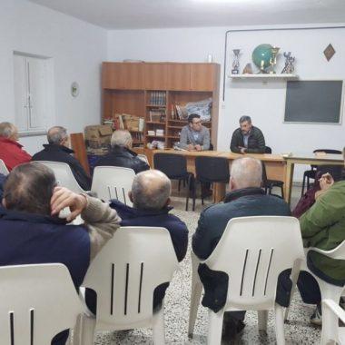 El PP de Ribadeo señala que la necesidad de saneamientos es una demanda común de los vecinos del concejo