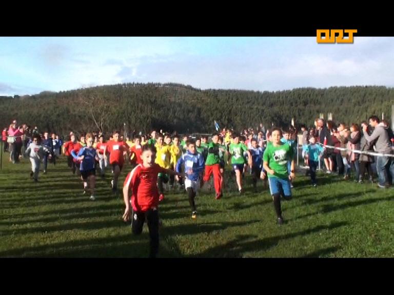 Navia acogerá, el 3 de febrero, los Campeonatos de Asturias Escolar y Federativo de Campo a Través