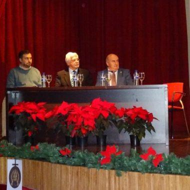 """Diego Fernández: """"as Navidades en Tapia sempre foron solidarias"""""""