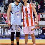 El naviego Carlos Suárez lideró la victoria del Gijón Basket ante el Santo Domingo Betanzos anotando 26 puntos