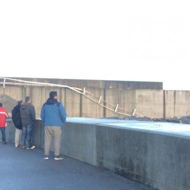 El Consejo de Gobierno autoriza obras de emergencia en el puerto de Puerto de Vega