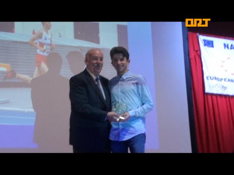 Navia celebró su X Gala del Deporte