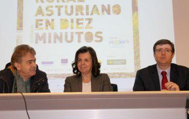 La consejera de Desarrollo Rural aboga por favorecer el acceso a internet y bonificar a las empresas que se asienten en el campo asturiano