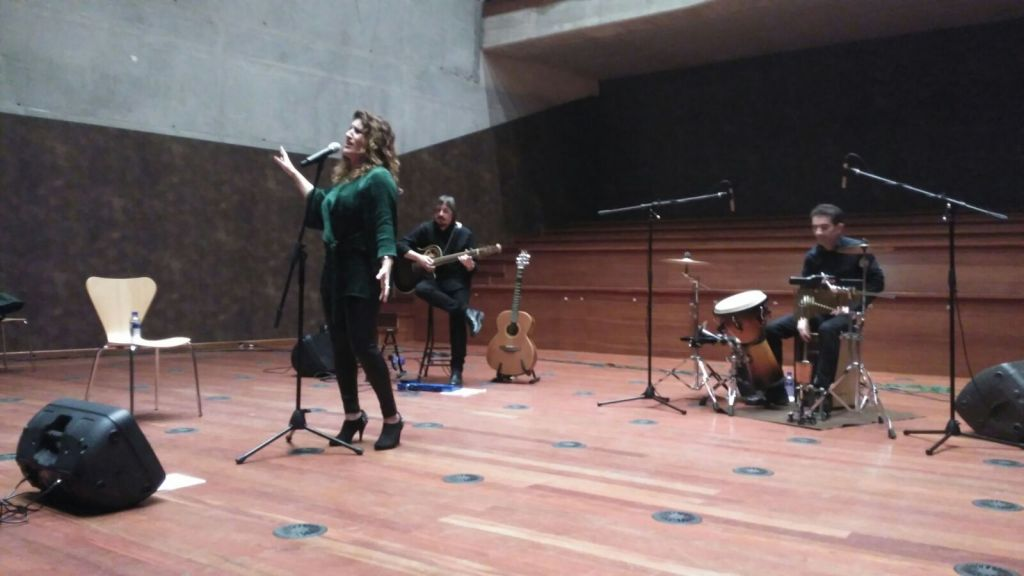Inaugurada la obra de adecuación acústica del Auditorio del Conservatorio de Música de Occidente