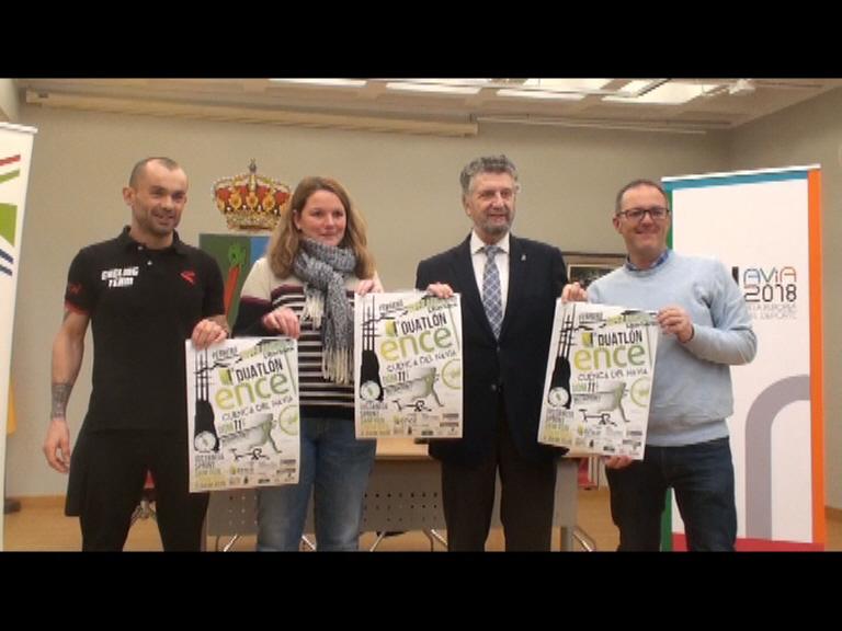 """150 inscritos para el I Duatlón Sprint """"Cuenca del Navia"""""""
