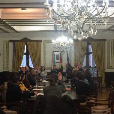 La corporación aprueba por unanimidad, el convenio de gestión de la Residencia de Mayores de Ribadeo