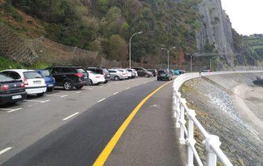 Valdés instalará un contador de vehículos en el acceso a las playas de Luarca