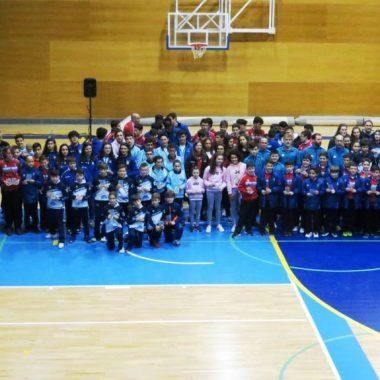 El ayuntamiento de Ribadeo homenajeó a 199 deportistas en la IV Gala del Deporte