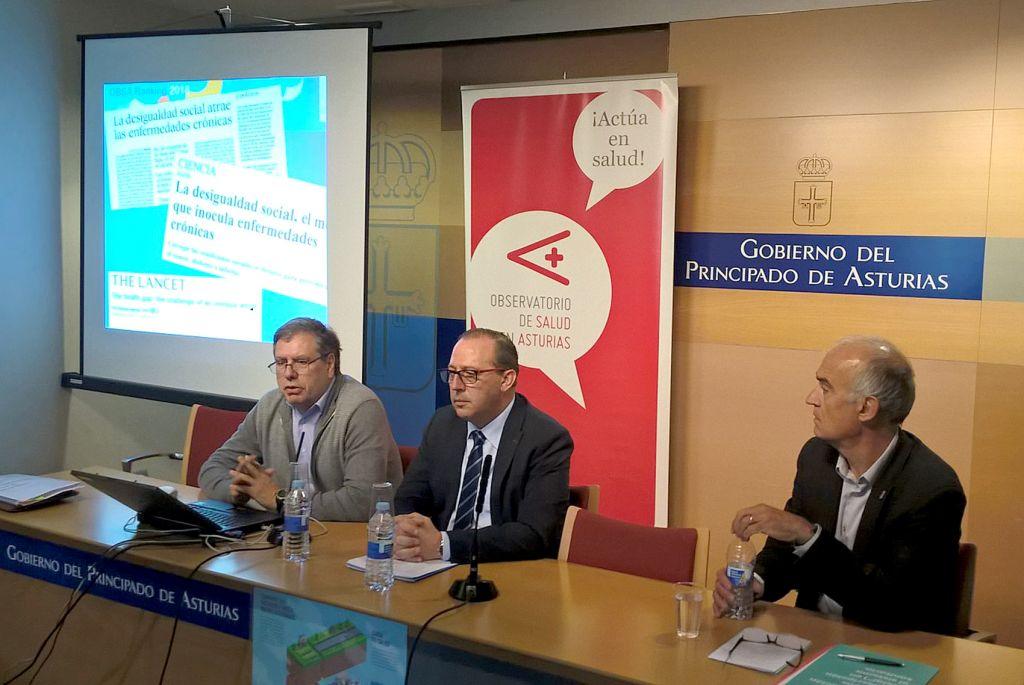 Boal, Coaña y Taramundi, entre los 5 concejos de Asturias con mejores resultados en el informe sobre la salud que impulsa el Principado