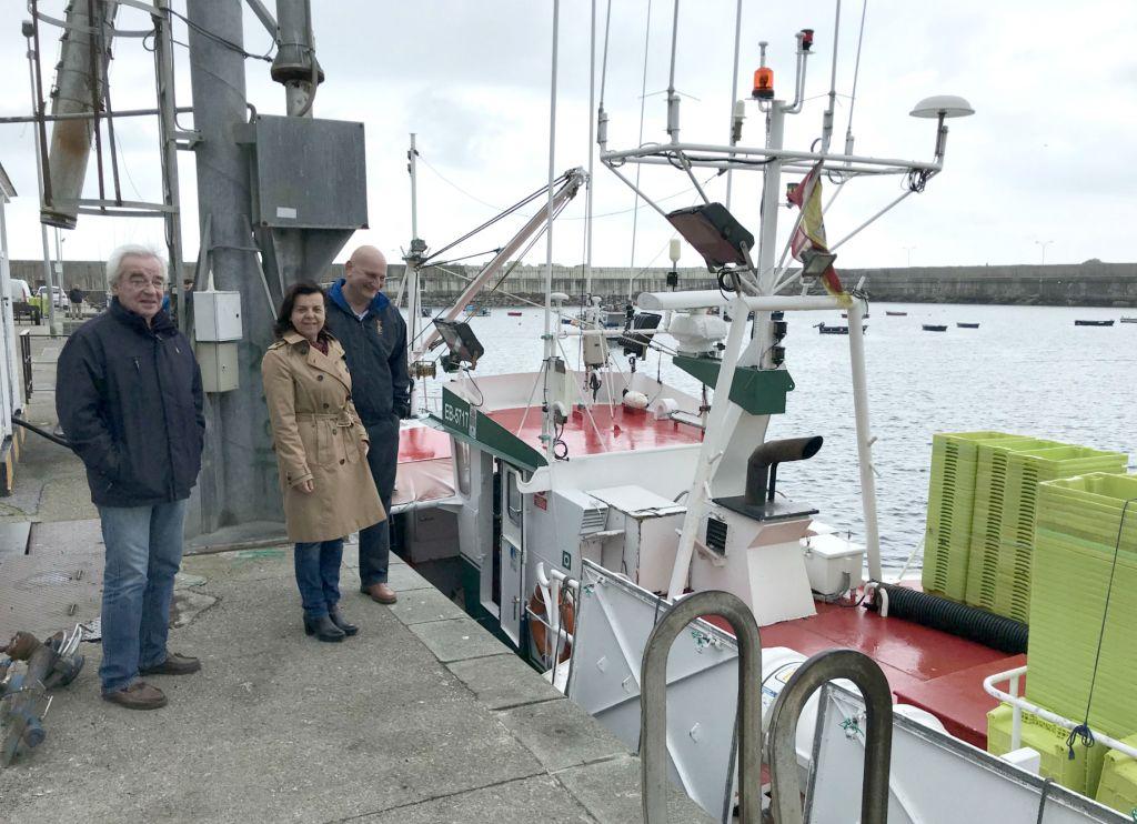 Desarrollo Rural realiza un estudio para la implantación de energías renovables en las cofradías de pescadores
