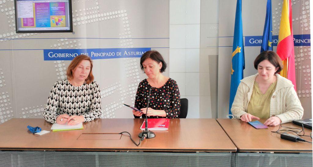 El Instituto Asturiano de la Mujer colaborará con un centenar de empresas para incorporar medidas de conciliación y corresponsabilidad