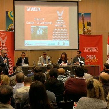 La 13º etapa de la Vuelta Ciclista a España partirá del puerto deportivo de Candás