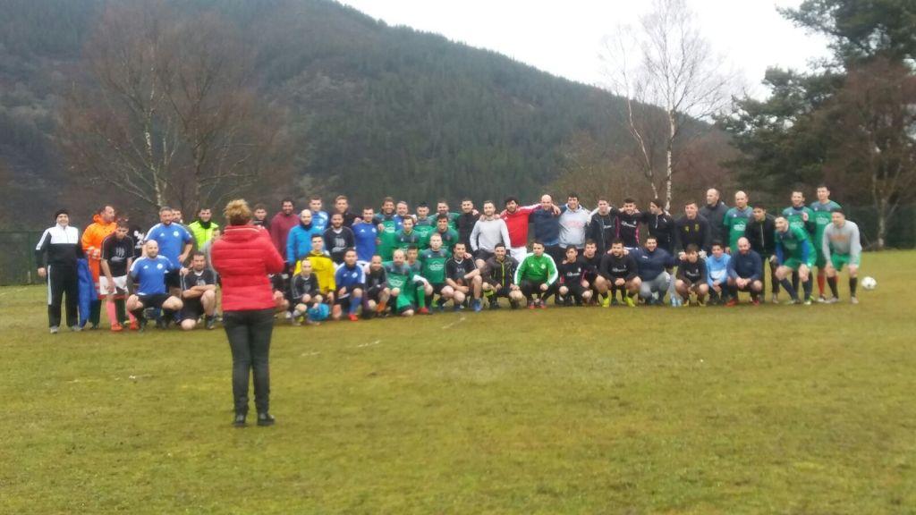 La Juventus de Barres, Campeón del Cuadrangular de Fútbol Aficionado disputado en Illano