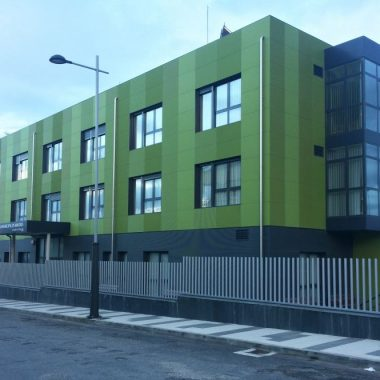 La Junta de Gobierno de la Diputación de Lugo refrenda el convenio con el ayuntamiento de Ribadeo para la Residencia de Mayores