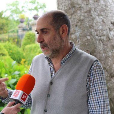"""Ángel Rincón (C´s): """"vamos a luchar porque los habitantes del medio rural tengamos la misma calidad de vida y dignidad que los habitantes de la ciudad"""""""