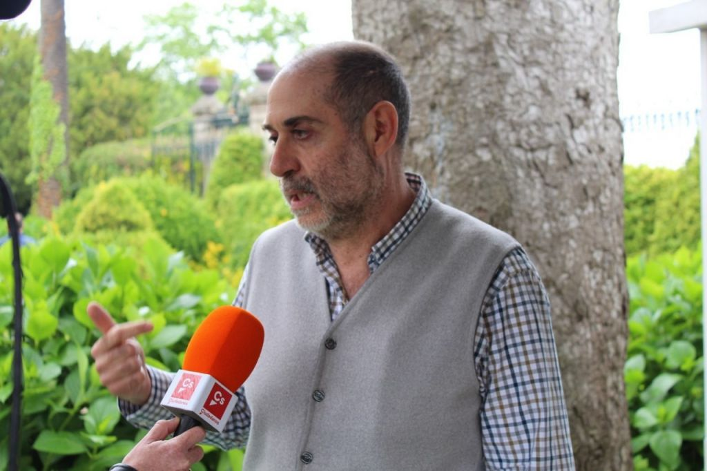 Jornadas Formativas y Acto Político de Ciudadanos en Valdés, el 10 de noviembre