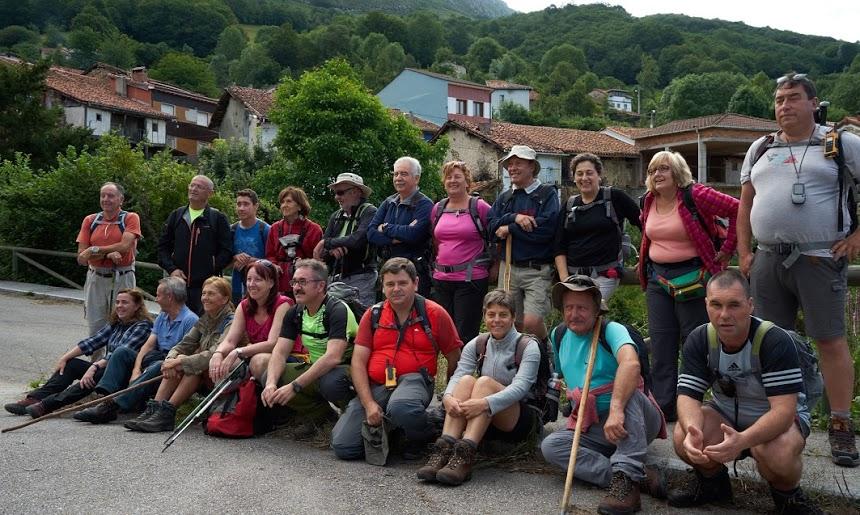 Salida Senderista y Cultural del Grupo la Chiruca este fin de semana por Euskadi